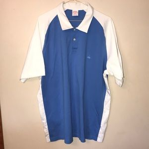 💥 NWOT! Brooks Brothers Light blue Polo shirt.